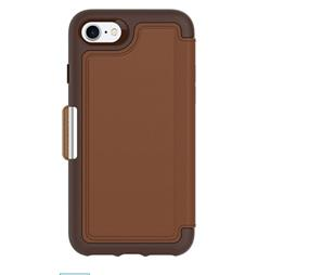 Otterbox 7753973 Strada Folio iPhone 7 Burnt Saddle