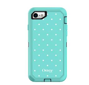Otterbox 7753931 Defender iPhone 7 Mint Dot