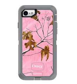 Otterbox 7753929 Defender iPhone 7 Realtree Xtra Pink