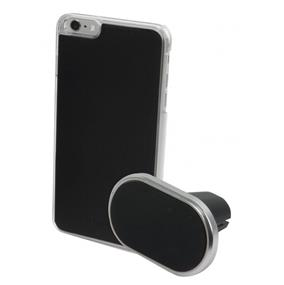 Muvit Magnet Case & Car Holder iPhone 6/6S/7 Black  MUMAG0050