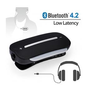 Avantree Bluetooth LOW LATENCY Music Receiver - Clipper Pro - Clipper Pro