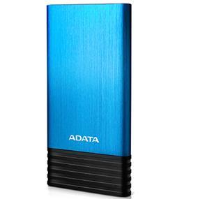 ADATA X7000 Slim Series Dual USB Power Bank - Blue