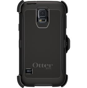 Otterbox Samsung Galaxy S5 Defender Series - Black