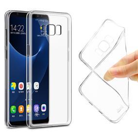 LBT Samsung Galaxy S8 Plus Clear Gel Skin