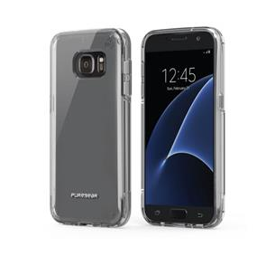 Puregear Slim Shell PRO for Samsung Galaxy S7 - Clear/Clear