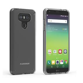 Puregear Slim Shell Case for LG G6 - Clear/Clear
