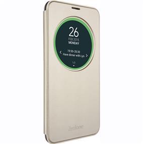 Asus Zenfone3 Laser View Flip Cover) (GOLD) 90AC01M0-BCV002