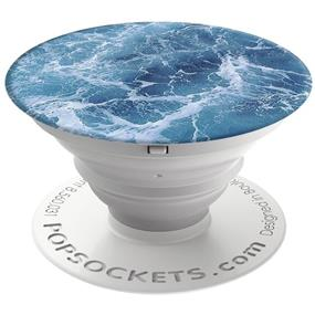 PopSockets Expanding Stand and Grip for Smartphones and Tablets - Ocean From The Air