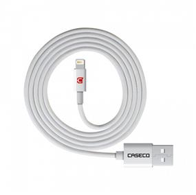 Caseco Apple Approved USB Lightning Cable - 1 Meter (MFI Certified)