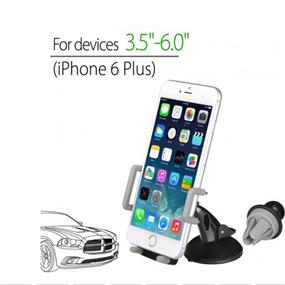 Avantree 3-in-1 Universal Car phone holder - HD089