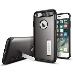 Spigen Slim Armor for iPhone 7 - Gunmetal