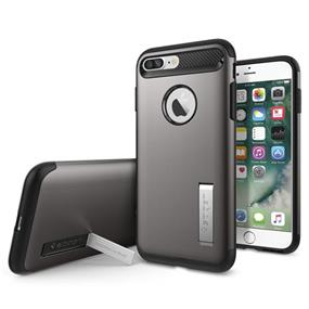 Spigen Slim Armor for iPhone 7 Plus - Gunmetal