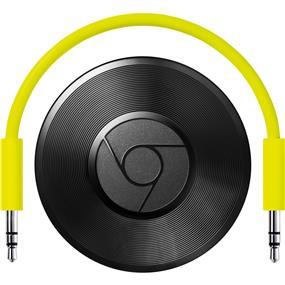 Google Chromecast Audio (Black)  - Streaming Audio Player
