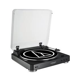 Audio-Technica AT-LP60BKUSB - Fully Automatic Belt-Drive Turntable