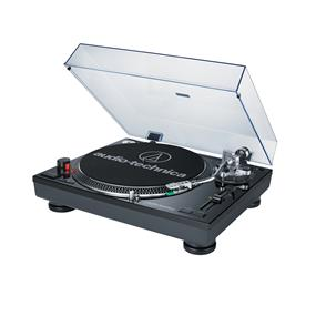 Audio-Technica AT-LP120BKUSB - Direct Drive Professional DJ Turntable with USB Output