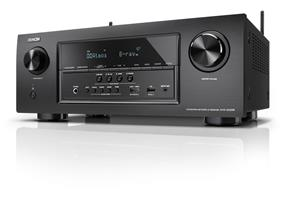Denon 7.2 Channel A/V Receiver with Bluetooth and WiFi