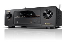 Denon 7.2 Channel In-Command Receiver with Bluetooth and WiFi