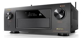 Denon 9.2 Channel Receiver with Bluetooth and WiFi