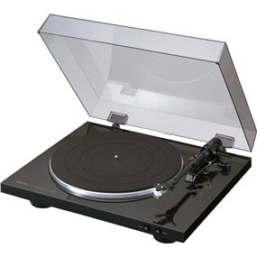 Denon Hi-Fi Components Turntable - Black
