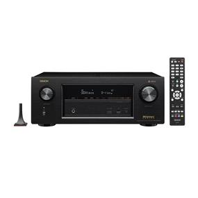 DENON AVR-X2400H 7.2-Channel Network A/V Receiver