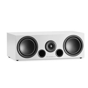 Triangle Elara Center Channel Speaker (Piece) - White