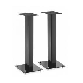 Triangle Bookshelf Speaker Stands (Pair) - Black