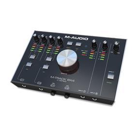 M-Audio 8x4 portable USB audio interface