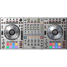 Pioneer DJ DDJ-SZ - Serato Professional DJ Controller (Silver)