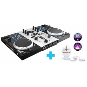 Hercules DJ Control AIR S Party Pack - Ultra Portable Controller