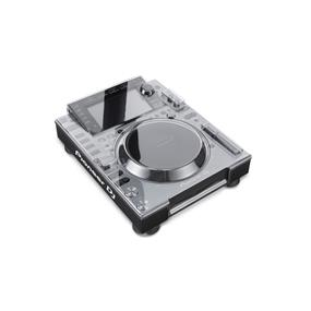 Pioneer Decksaver CDJ-2000NXS2 Cover and Faceplate (Smoked/Clear)