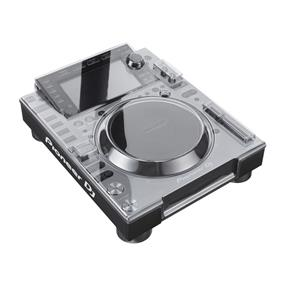 Pioneer Decksaver CDJ-2000 NEXUS Cover and Faceplate (DS-PCFP-CDJ2000NEXUS)