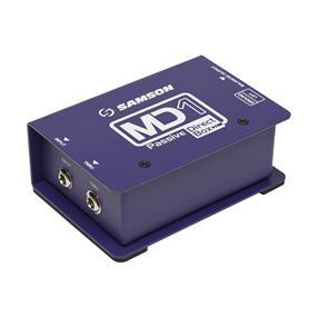 Samson S-MAX MD1 Single Channel Passive Direct Box