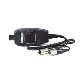 Shure WA360 In-Line Remote Mute Switch for Shure Lavaliers