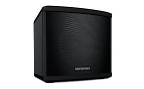 "Denon DJ Axis8 Active 2000-Watt 8"" 2-Way Coaxial Speaker System"