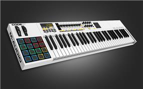 M-Audio Code 61 - 61-Key USB/MIDI Keyboard Controller with X/Y Touch Pad