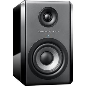 "Denon DJ SM50 Bi-Amplified 5"" Reference Studio Monitor with Proximity Control"