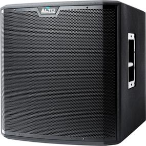 "ALTO TS215S - 1250W 15"" Powered Subwoofer"