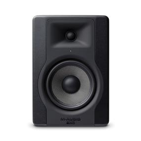 "M-Audio BX5 D3 5"" Powered Studio Monitor - 100-watt Active Studio Monitor with 5"" LF Driver and 1"" HF Driver"