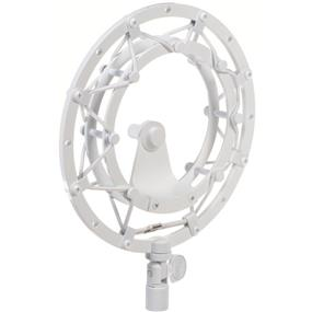 Blue Radius II - Shockmount for Yeti and Yeti Pro USB Microphones (Whiteout)