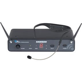Samson AirLine 88 - Headset UHF Wireless System (Channel D, 470-494 MHz)