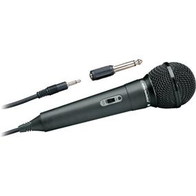 Audio Technica Consumer ATR1100 - Cardioid Dynamic Handheld Microphone