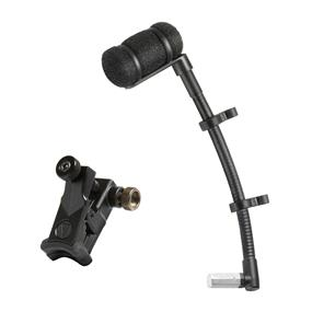 "Audio-Technica AT8492U Universal Clip-On Mounting System with 5"" Gooseneck"