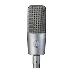 Audio-Technica AT4047SV - Cardioid Large Diaphragm Studio Condenser Capacitor Microphone