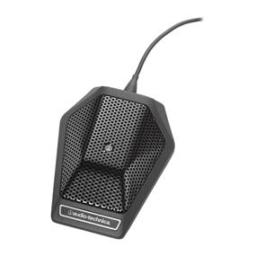 Audio-Technica U851CW UniPoint Boundary Microphone with Connection