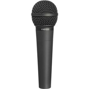 Behringer Ultravoice XM8500 - Dynamic Cardioid Vocal Microphone