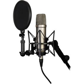 RODE NT1-A  - Large Diaphragm Condenser Microphone #1 Seller