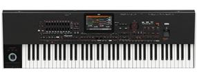 Korg PA4XOR-76 Oriental Professional Arranger 76 Key Synthesizer Keyboard