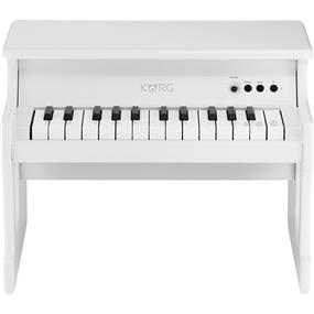 Korg tinyPIANO - Digital Toy Piano with Speakers White