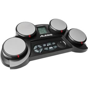 Alesis CompactKit 4 - 4-Pad Portable Tabletop Drum Kit