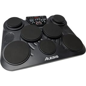 Alesis CompactKit 7 - 7-Pad Portable Tabletop Drum Kit